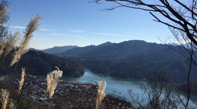 与瀬神社から陣馬山へ