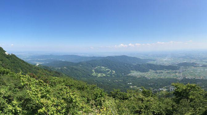 筑波山で感じた修験の足跡